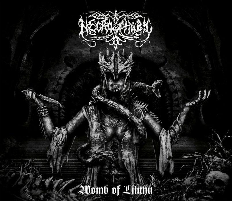 NECROPHOBIC death metal heavy dark horror demon      g wallpaper