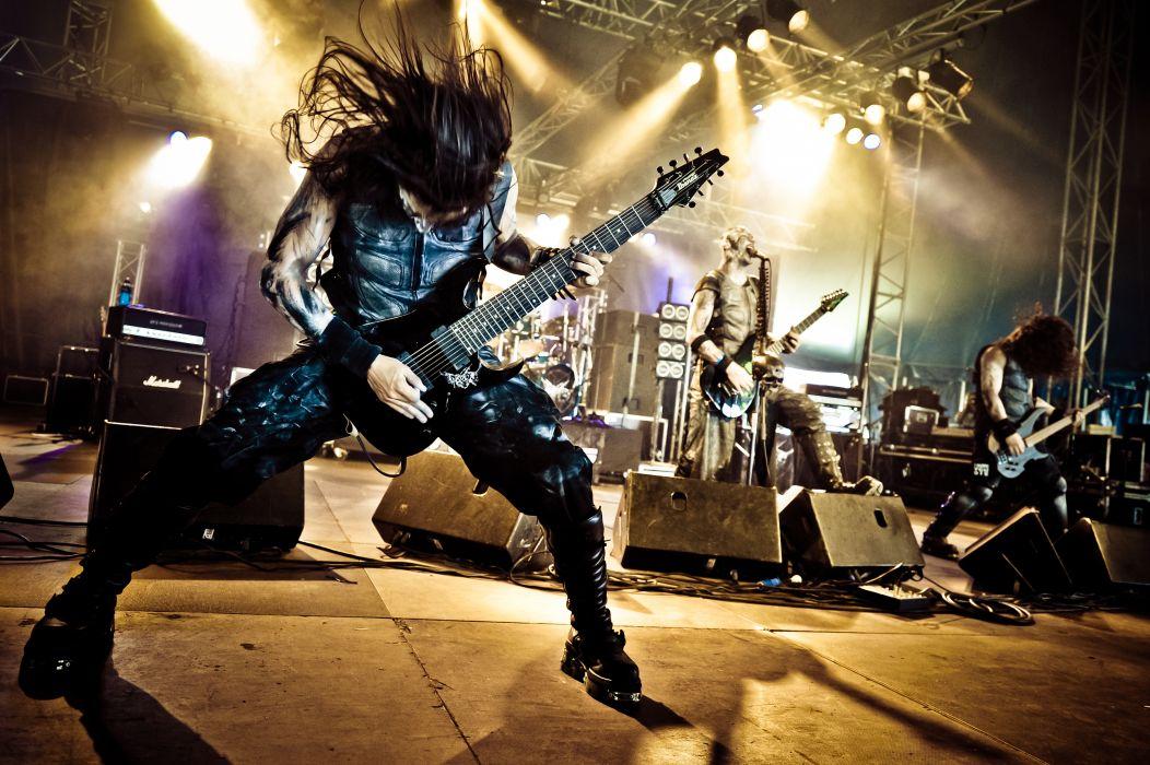 OTARGOS black metal heavy concert guitar     g wallpaper