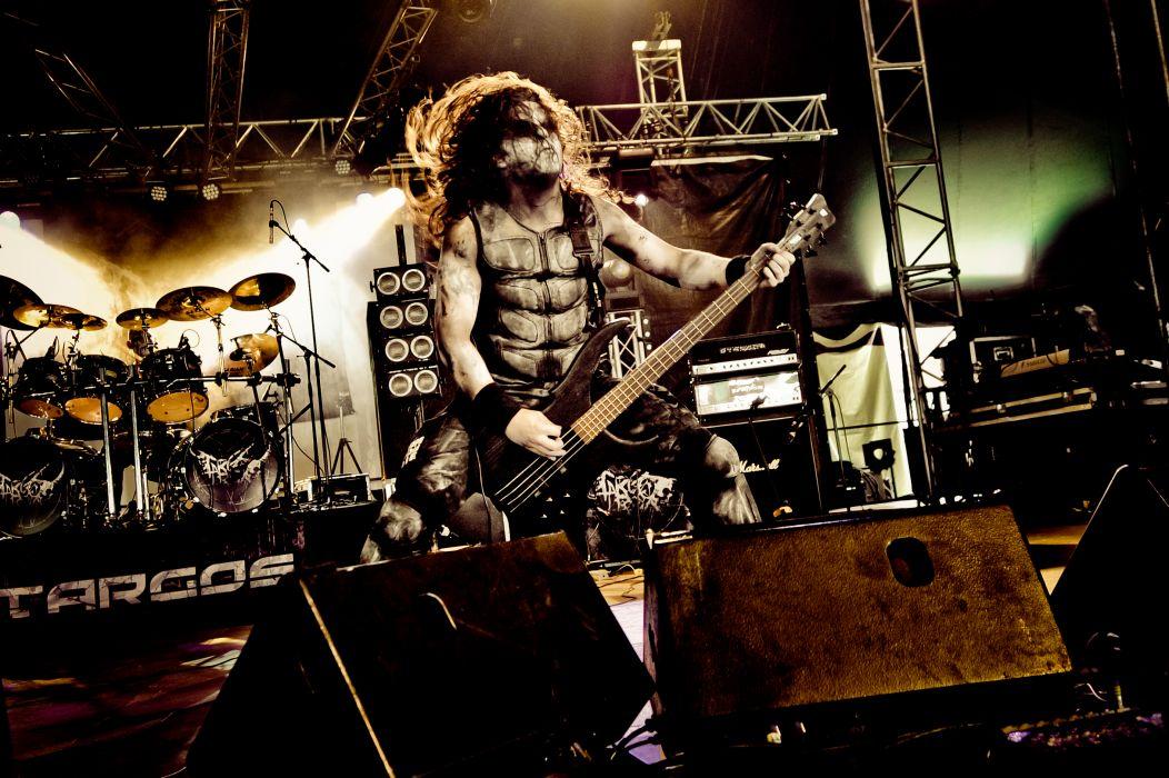 OTARGOS black metal heavy concert guitar drums         f wallpaper