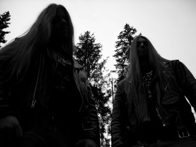 RIMFROST black metal heavy d wallpaper