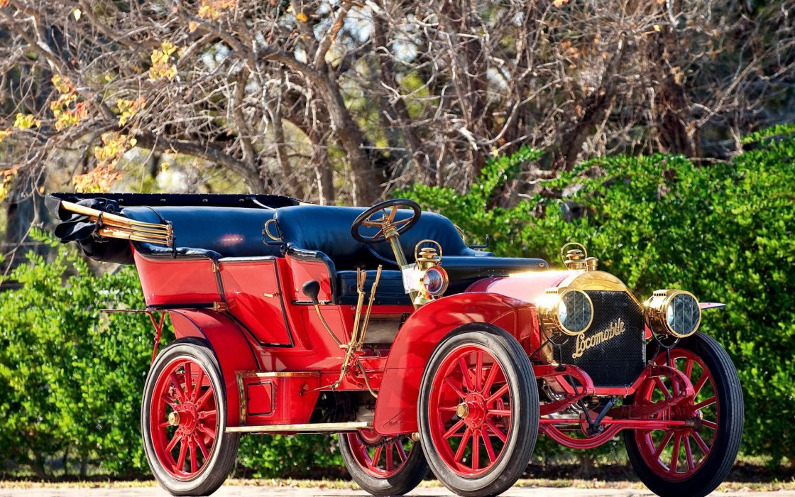 Locomobile wallpaper