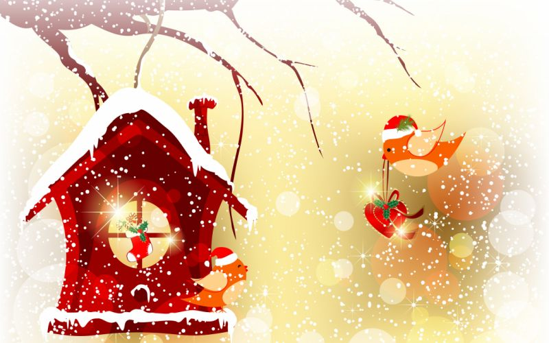 christmas new year h wallpaper