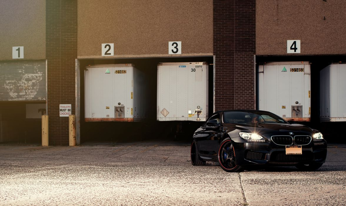 360 CF Forged Straight 5 on BMW M6 wallpaper