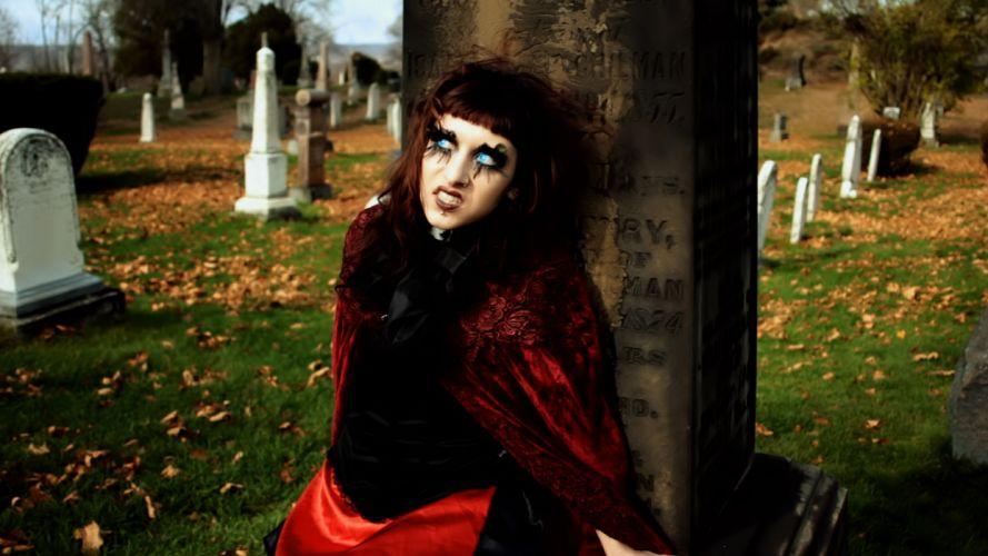 DOUBLE EYELID Dark theatrical electro rock electronic fantasy gothic goth dark g wallpaper