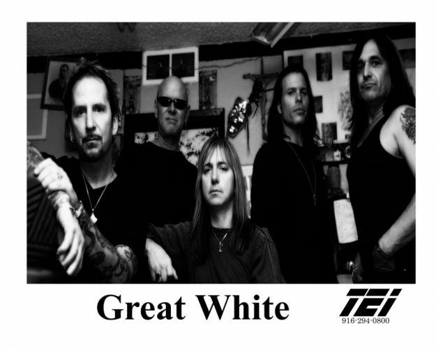 GREAT WHITE heavy metal hard rock t wallpaper