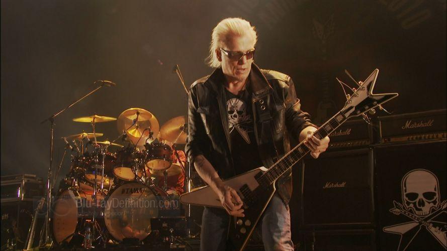 Michael Schenker Group heavy metal concert guitar t wallpaper