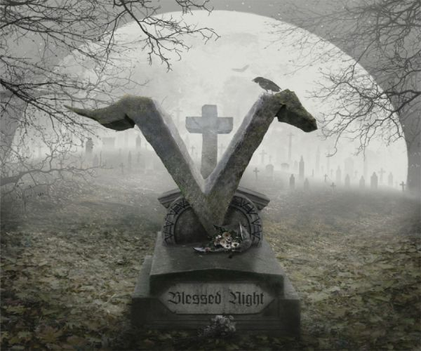SAINT VITUS doom metal heavy dark gothic cemetery f wallpaper