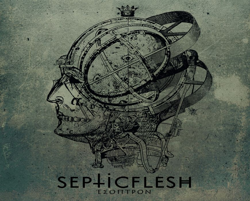 SEPTICFLESH death metal heavy dark skull       f wallpaper