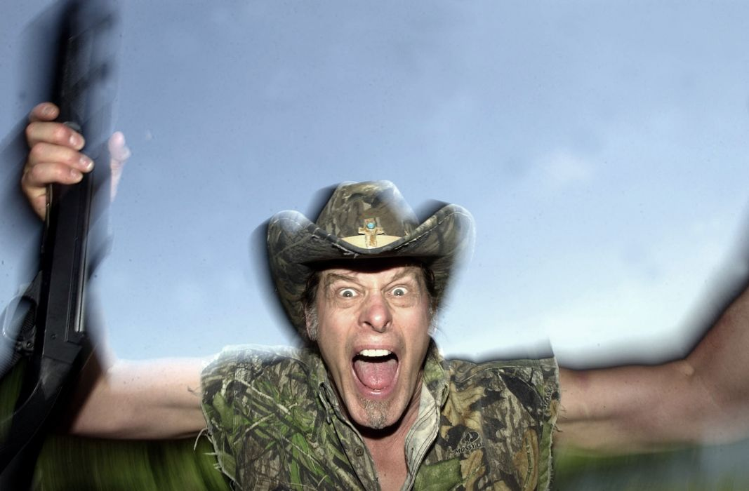 TED NUGENT hard rock classic      f wallpaper