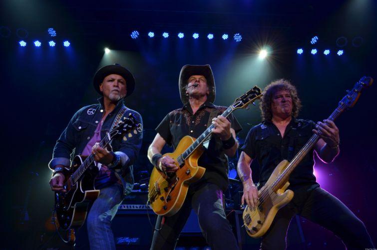 TED NUGENT hard rock classic concert guitar t wallpaper