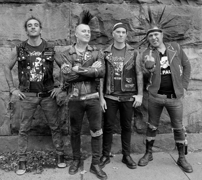 THE CASUALTIES hardcore punk rock sadic   f wallpaper