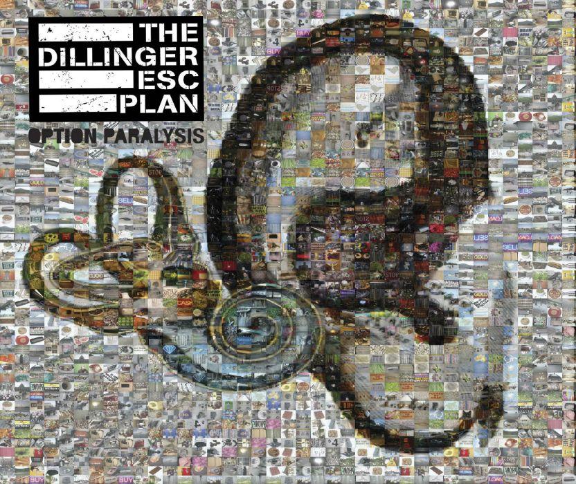 THE DILLINGER ESCAPE PLAN mathcore progressive metal heavy z wallpaper