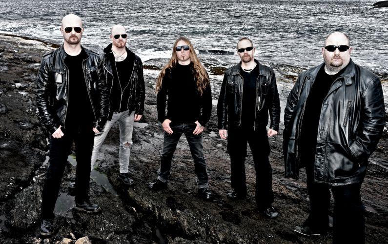 TWILIGHT OF THE GODS black doom metal heavy d wallpaper