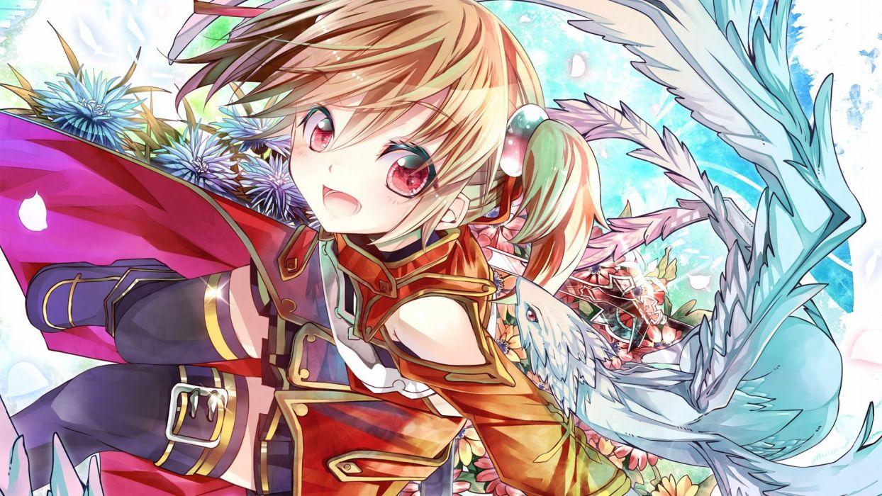 anime art sword art online Silica Pina wallpaper