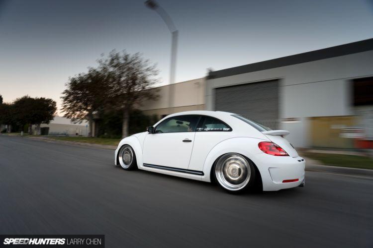 Volkswagen Beetle tuning r wallpaper
