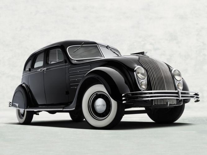 1934 Chrysler Airflow retro g wallpaper