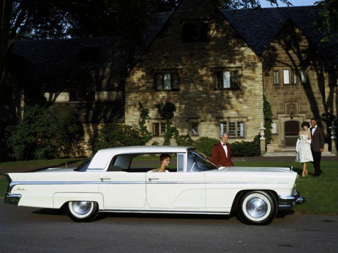 1960 Lincoln Landau 4-door Hardtop (57A) classic luxury g wallpaper