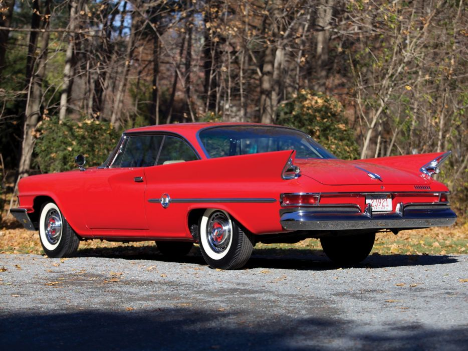 1961 Chrysler 300G Hardtop Coupe (842) classic       f wallpaper