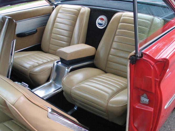 1961 Chrysler 300G Hardtop Coupe (842) classic interior g wallpaper