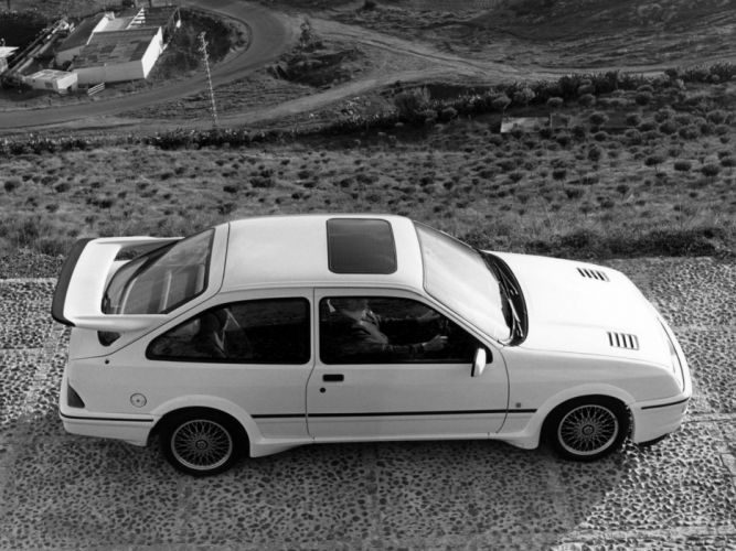 1968 Ford Sierra RS Cosworth UK-spec r-s g wallpaper