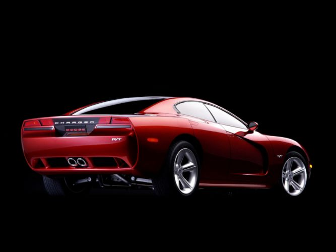 1999 Dodge Charger R-T Concept muscle supercar f wallpaper