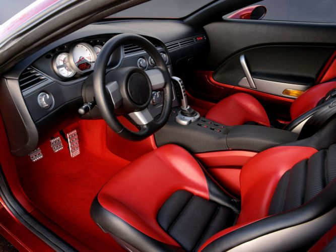 1999 Dodge Charger R-T Concept muscle supercar interior g wallpaper