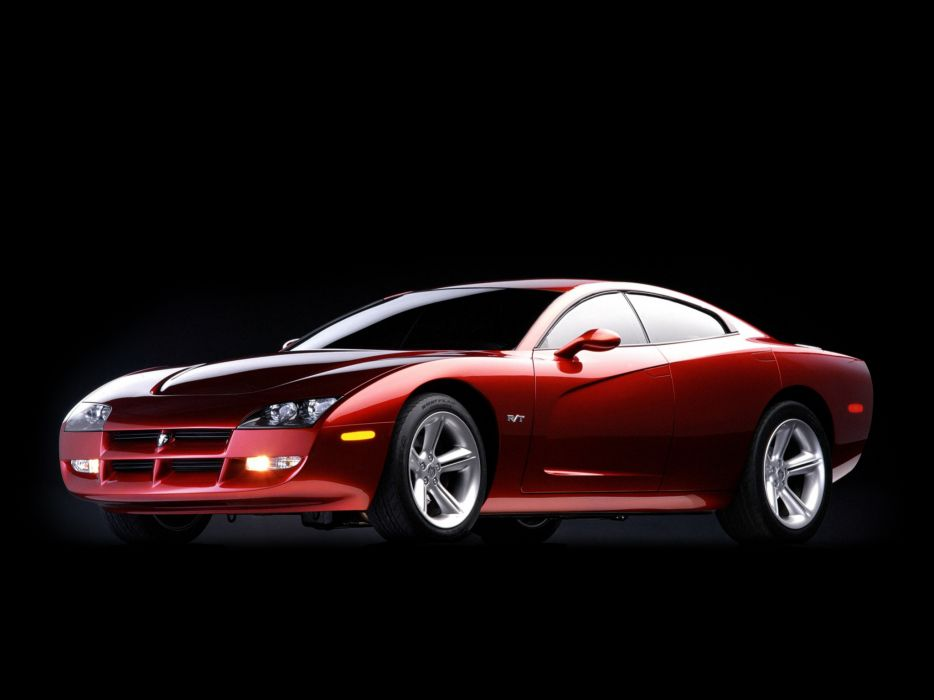 1999 Dodge Charger R-T Concept muscle supercar    fs wallpaper