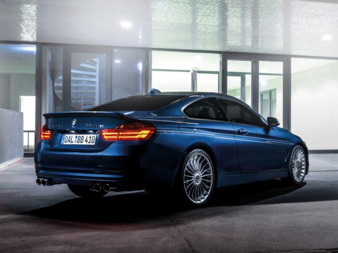 2013 Alpina BMW B4 Bi-Turbo Coupe JP-spec (F32) b-4 tuning r wallpaper