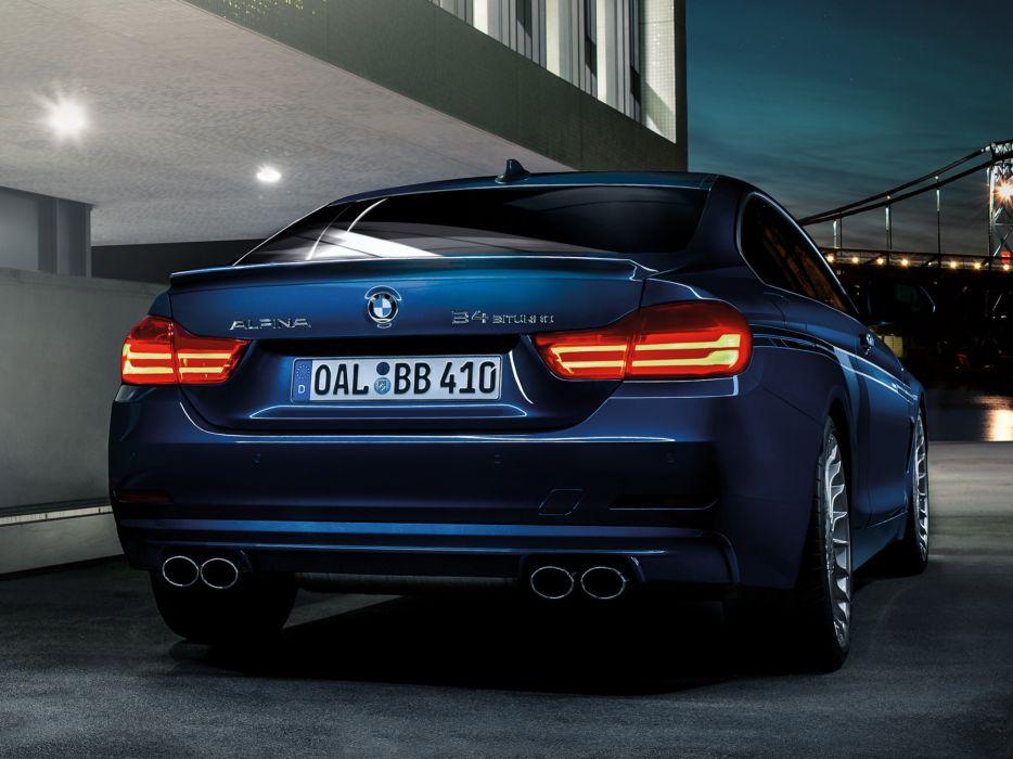 2013 Alpina BMW B4 Bi-Turbo Coupe JP-spec (F32) b-4 tuning  t wallpaper