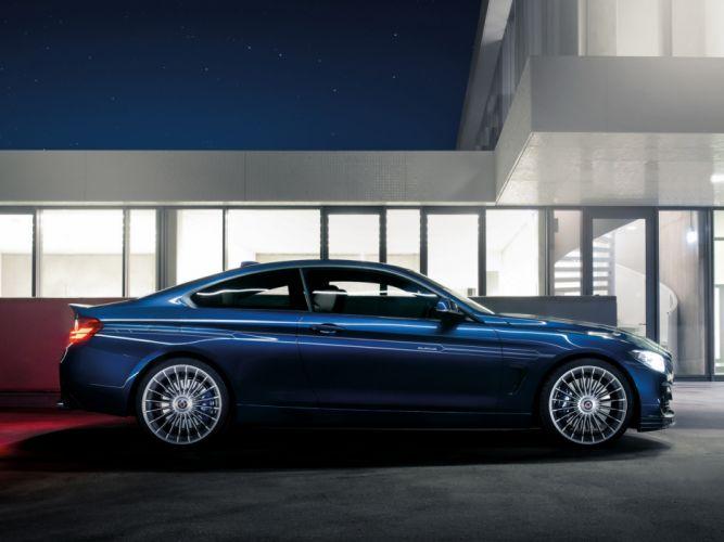 2013 Alpina BMW B4 Bi-Turbo Coupe JP-spec (F32) b-4 tuning g wallpaper