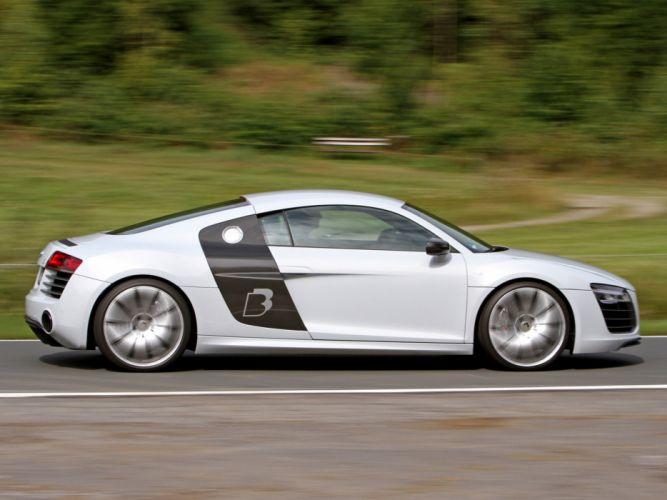 2013 B-B Audi R8 V10 Plus supercar r-8 tuning f wallpaper