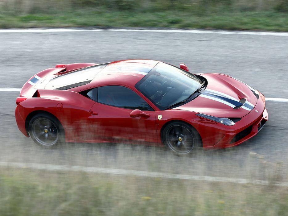 2013 Ferrari 458 Speciale supercar  r wallpaper