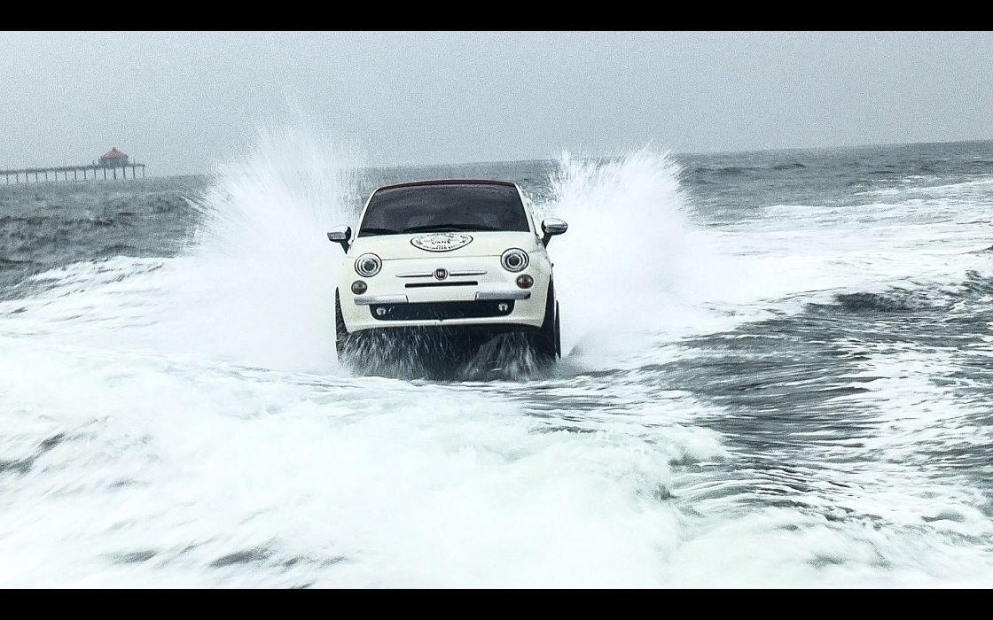 2013 Fiat 500 Personal Watercraft boat    g wallpaper