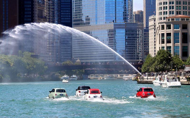 2013 Fiat 500 Personal Watercraft boat rq wallpaper