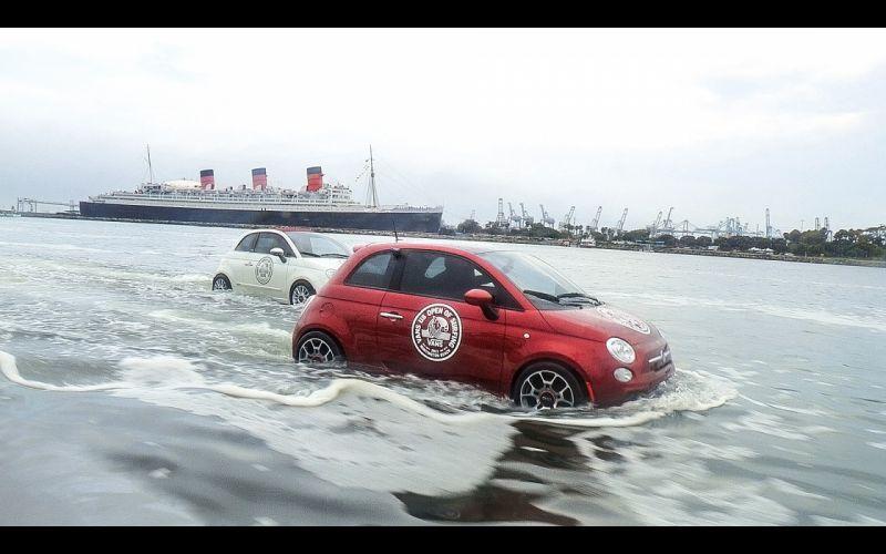 2013 Fiat 500 Personal Watercraft boat r wallpaper