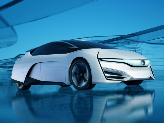 2013 Honda FCEV Concept fd wallpaper