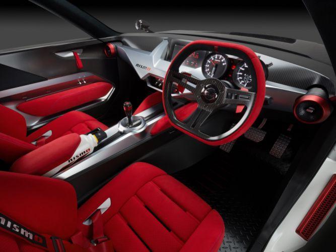 2013 Nissan IDx Nismo Concept race rascing interior g wallpaper