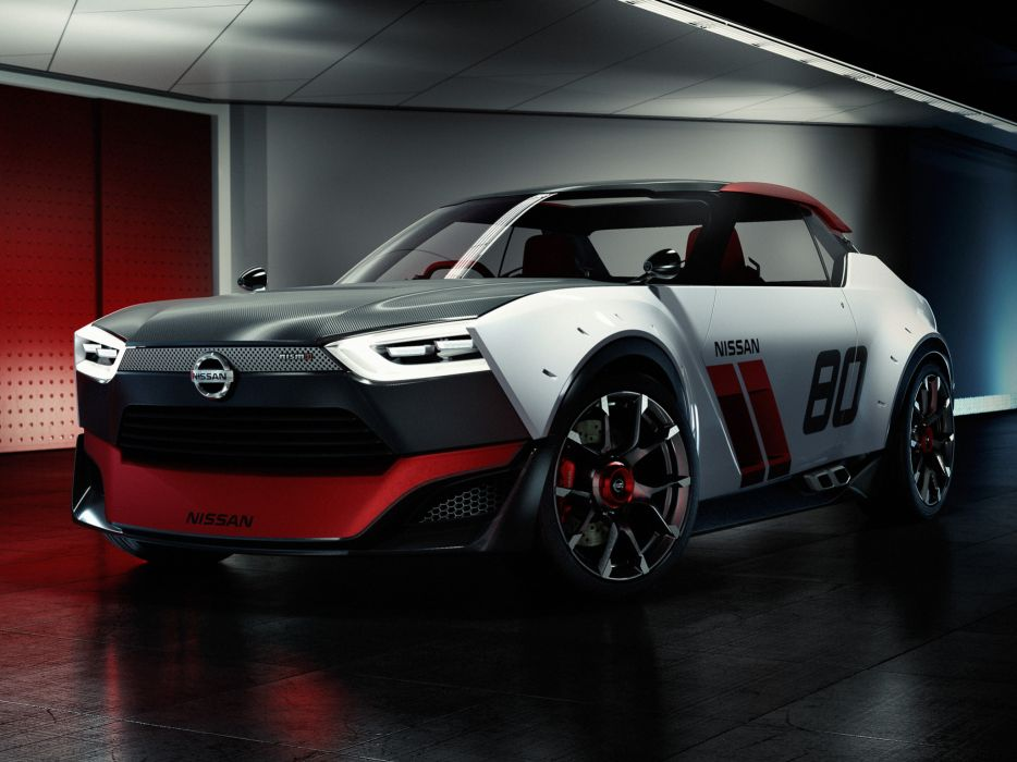 2013 Nissan IDx Nismo Concept race rascing  f wallpaper