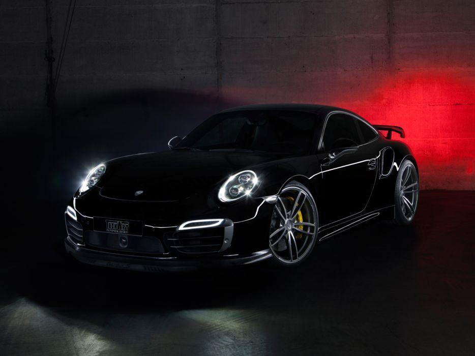 2013 TechArt Porsche 911 Turbo (991)   d wallpaper