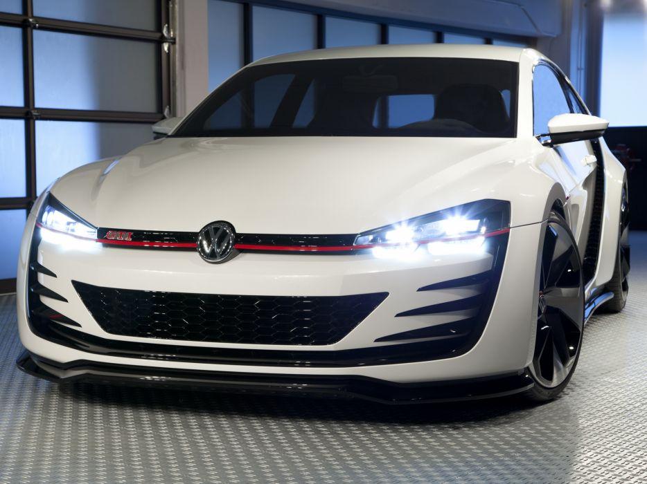 2013 Volkswagen Design Vision GTI Concept    g wallpaper