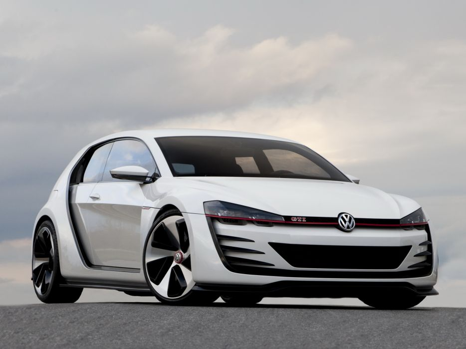2013 Volkswagen Design Vision GTI Concept   r wallpaper