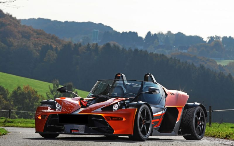 2013 Wimmer KTM X-Bow GT supercar g-t f wallpaper