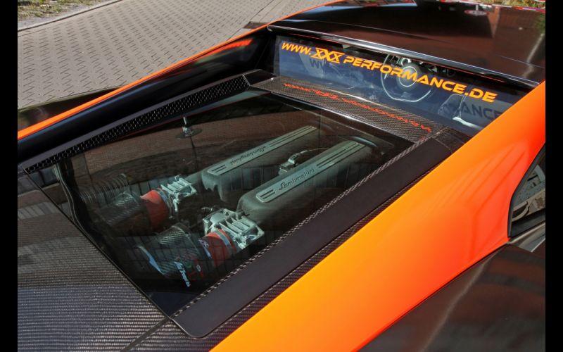 2013 xXx-Performance Lamborghini Gallardo supercar engine g wallpaper