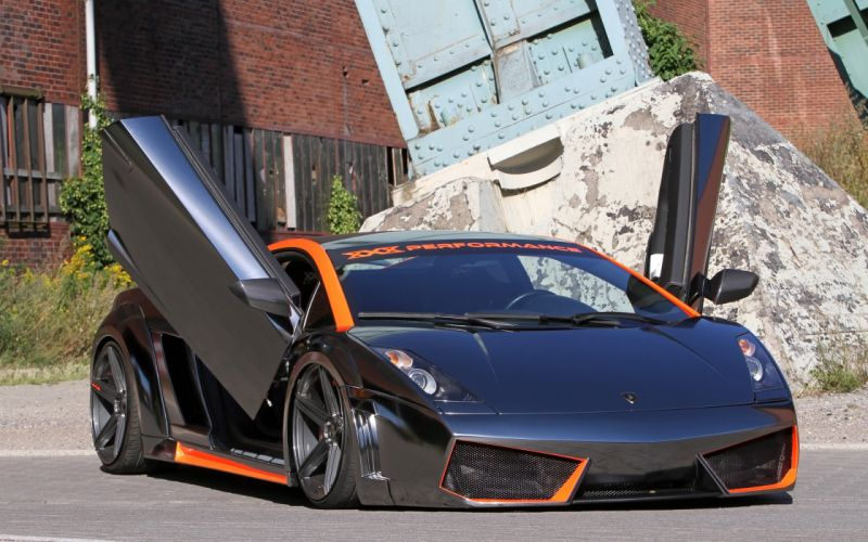 2013 xXx-Performance Lamborghini Gallardo supercar t wallpaper