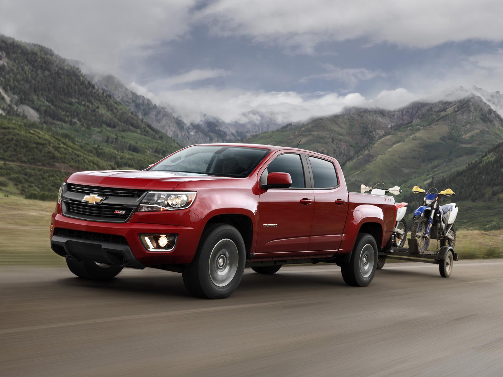 2014 Chevy Colorado Pick Up