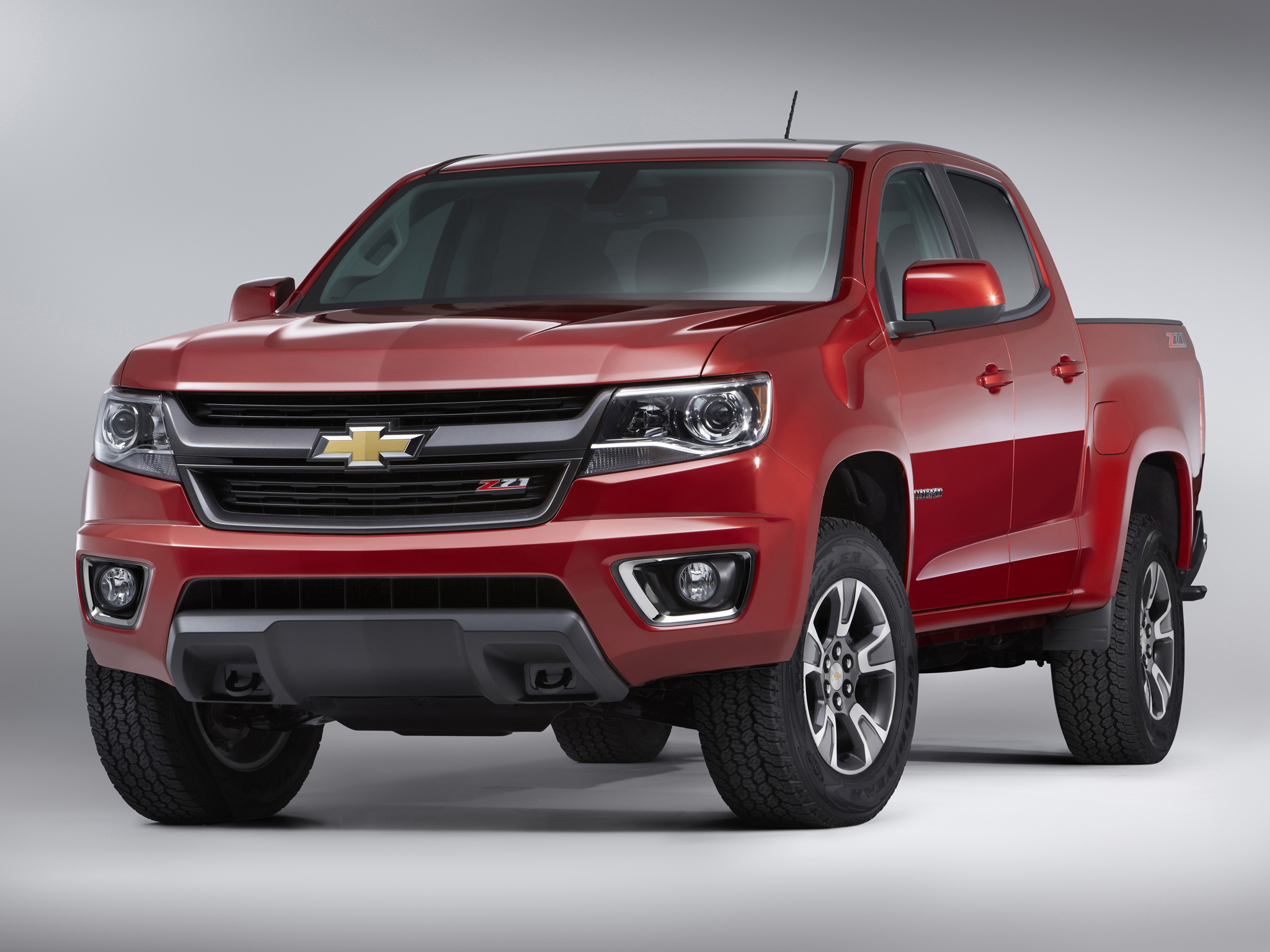 2014 Chevrolet Colorado Z71 Double Cab pickup r wallpaper
