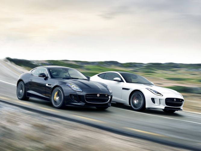 2014 Jaguar F-Type f wallpaper