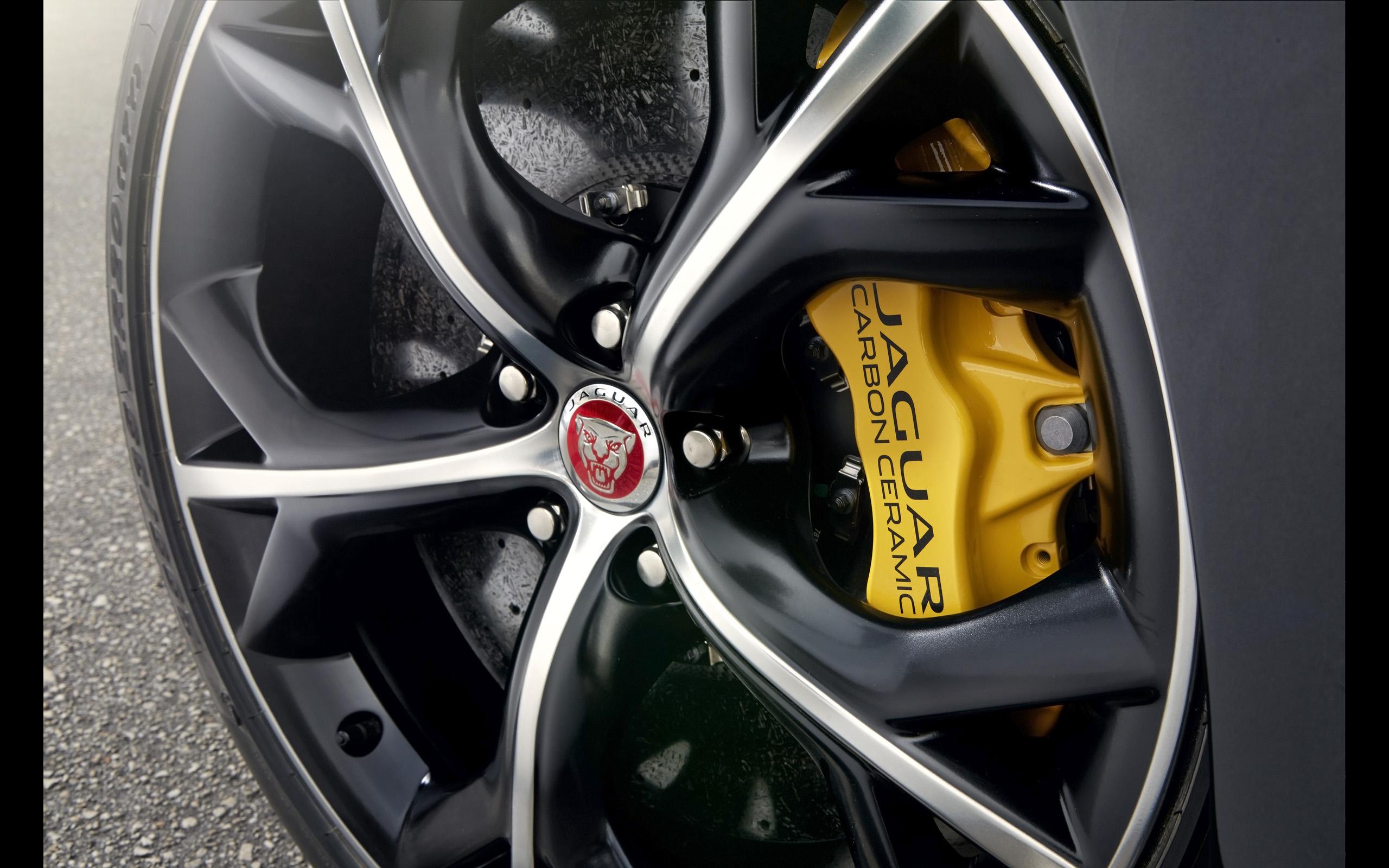 2014 jaguar f-type r coupe wheel f wallpaper   2560x1600   178242