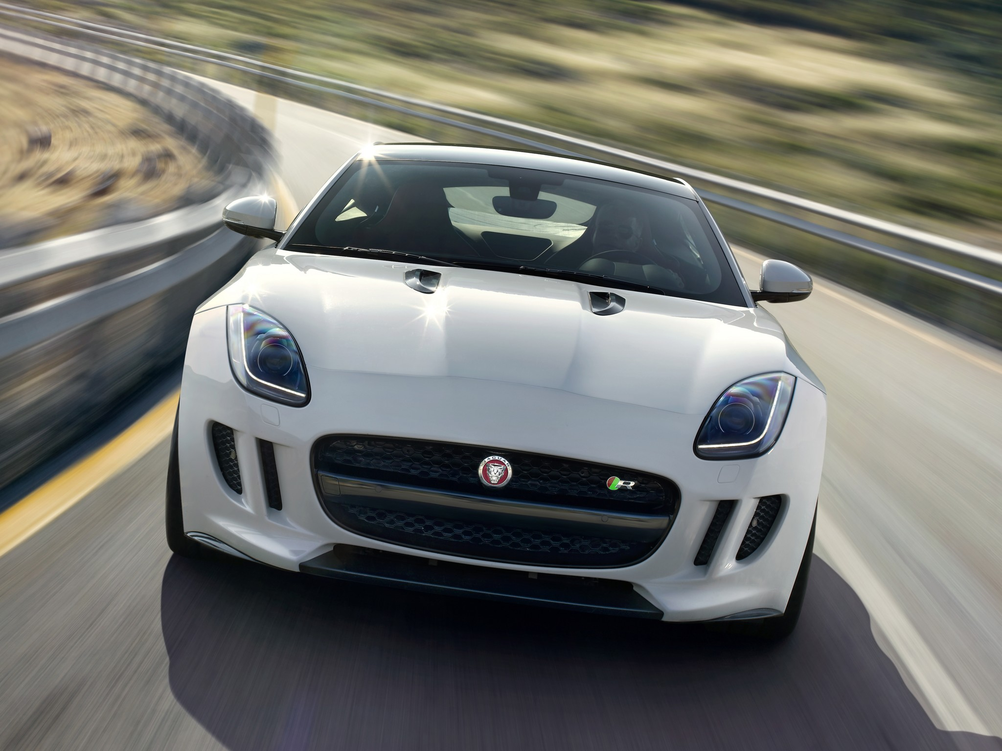 2014 Jaguar F Type R Coupe R Wallpaper 2048x1536 178246
