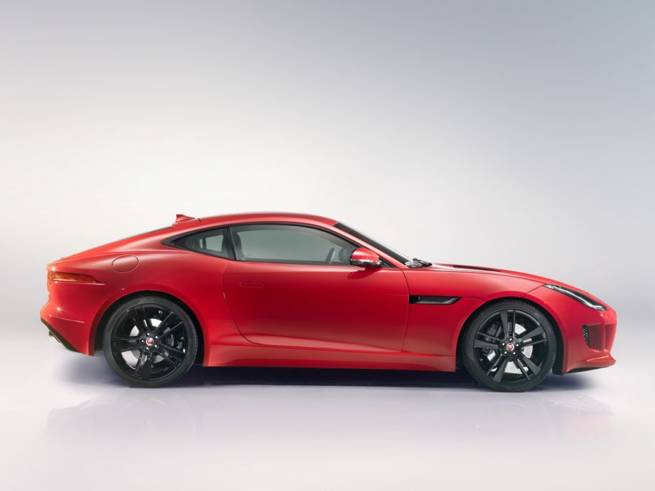 2014 Jaguar F-Type S Coupe     g wallpaper
